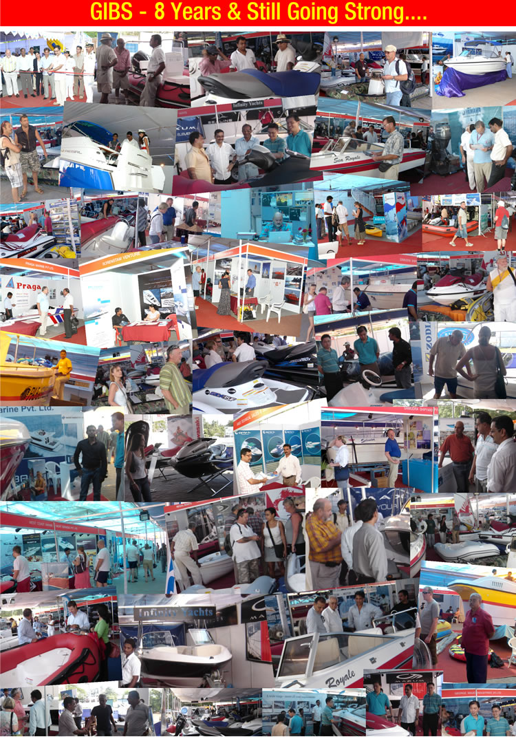 Goa International Boat Show (GIBS)
